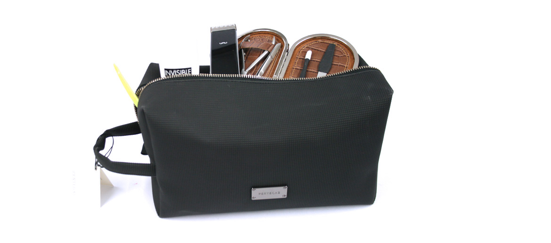 Neceser bolsa de aseo grande para viaje marca Pertegaz - comprar online precio 69€ euros