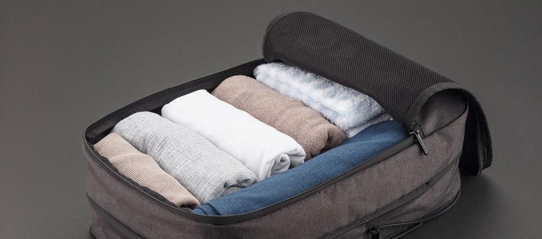 Organizador de ropa para tu mochila o porta documentos - comprar online precio 19€ euros
