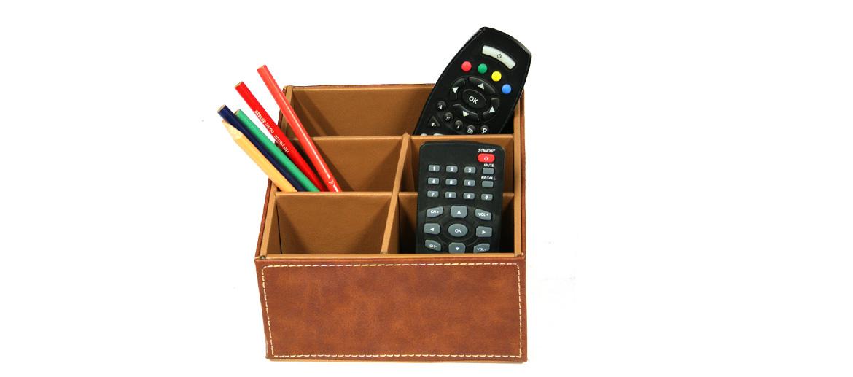 Organizador mesa de trabajo, porta mandos - Comprar online Precio 25€ euros