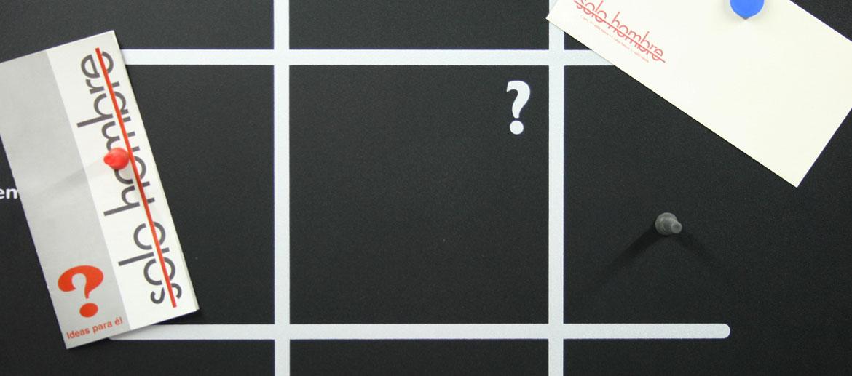 Panel porta notas imantado con juego de tres en raya para despacho - comprar online precio 115€ euros