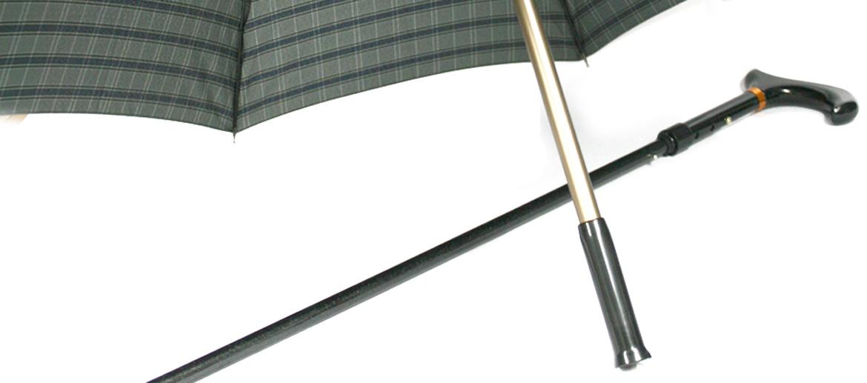 Paraguas bastón ¡dos en uno! - comprar online precio 65€ euros