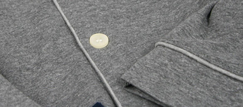 Pijama de punto para el invierno - Solohombre