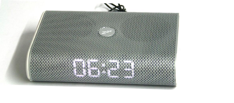 Radio reloj despertador de leds - comprar online precio 69€ euros