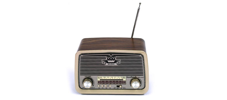 Radio FM/AM/SW  con entrada de USB para oír tu música replica antigua - comprar online precio 49€ euros