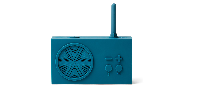 Radio FM y bluethooth para tu móvil impermeable para el baño o piscina - comprar online precio 59€ euros