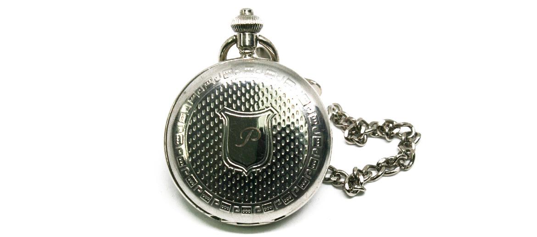 Reloj bolsillo con cadena - Comprar online Precio 39€ euros