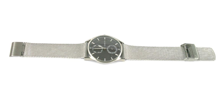 Reloj de pulsera Skagen esfera gris plata - comprar online precio 179€ euros