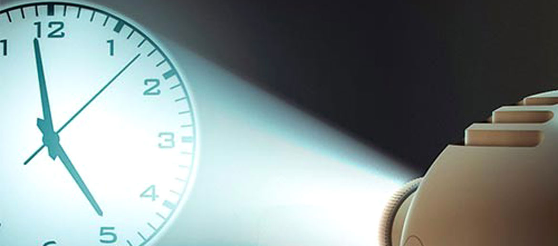 Reloj proyector de pared con diferentes colores de filtros - comprar online precio 96€ euros