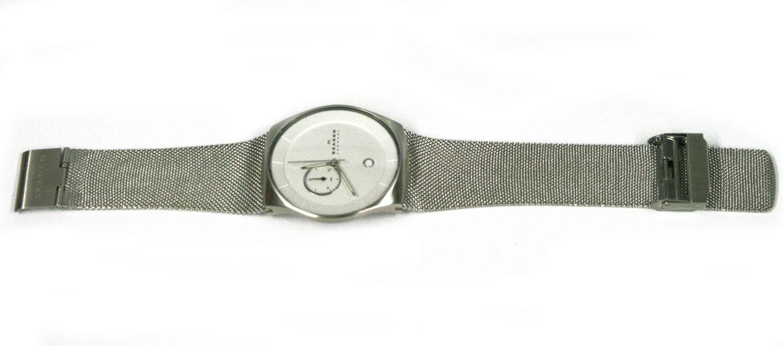 Reloj de pulsera correa de acero marca Skagen - comprar online 195€ euros