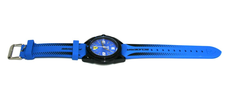 Reloj de pulsera color azul  marca Ferrari - comprar online precio 115€ euros