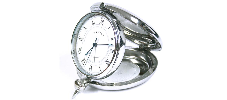 Reloj despertador plegable marca Dalvey - comprar online precio 180€ euros