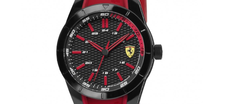 Reloj de pulsera deportivo marca Ferrari - comprar online precio 115€ euros