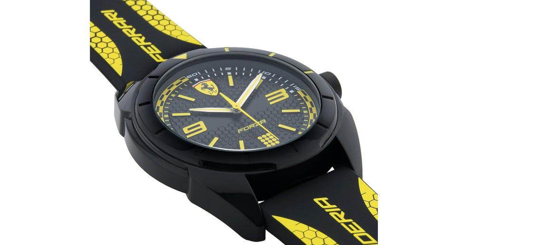 Reloj de pulsera deportivo marca Ferrari - comprar online precio 105€ euros