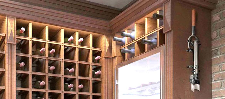 Sacacorchos de pared Abridor Botellas Vino - Comprar online Precio 229€ euros