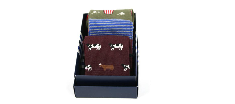 Set de calcetines con dibujo ¡divertido! - comprar online precio 29€ euros