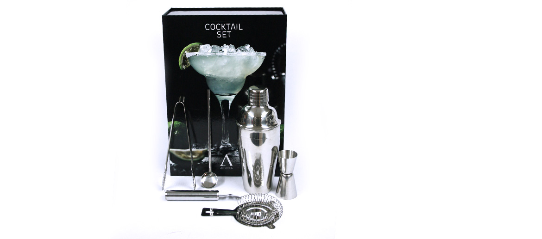 Set de cóctel para preparar tus combinados - comprar online precio 49€ euros