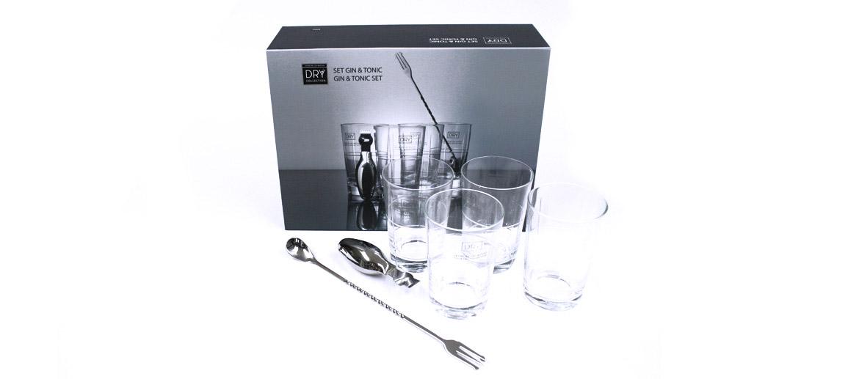 Set de Gin Tonic para compartir con ¡amigos! - comprar online precio 49€ euros