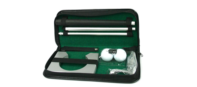 Set de golf para practicar y jugar en casa y despacho - Comprar Online Precio 45€ euros
