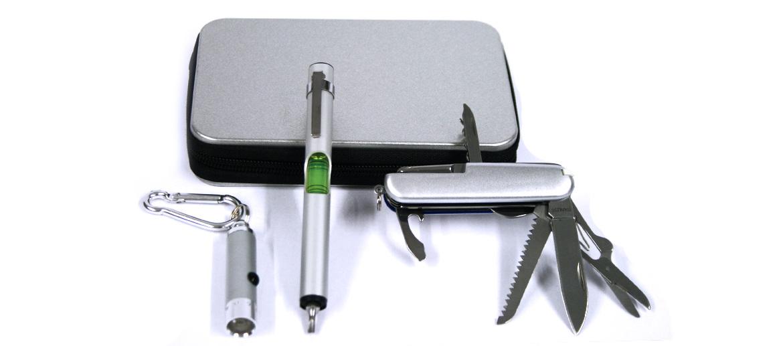 Set de herramientas multiusos para una emergencia - comprar online precio 25€ euros