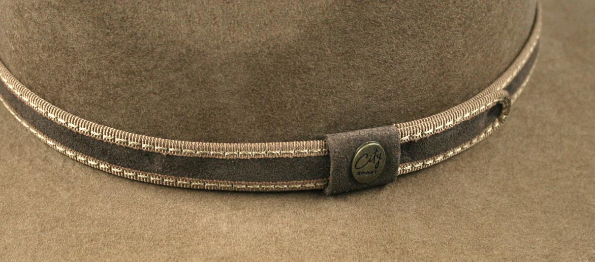 Sombrero enrollable e impermeable 100% lana - Solohombre