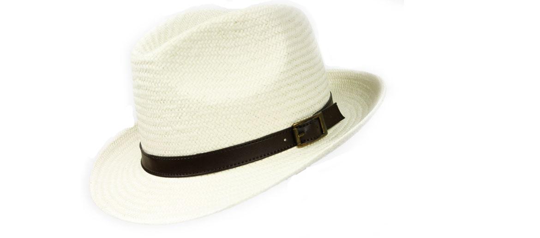 Sombrero de estilo Panamá - comprar online precio 35€ euros