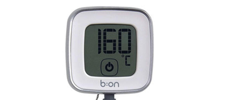 Termómetro temporizador Smart Thermo por bluetooth para tus guisos - comprar online precio 26€ euros
