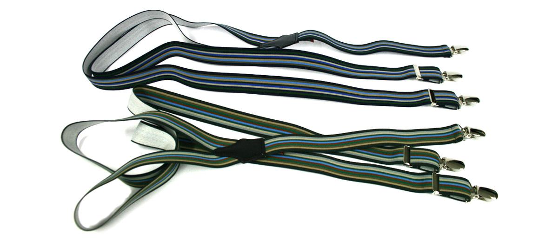 Tirantes semi estrechos elásticos para pantalón - comprar online precio 65€ euros