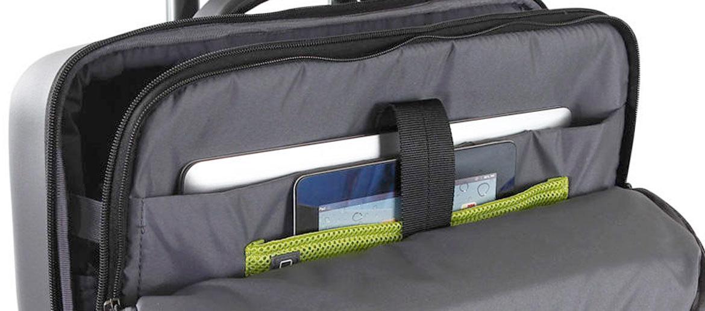 Trolley de viaje y trabajo marca Nava - comprar online precio 195€ euros