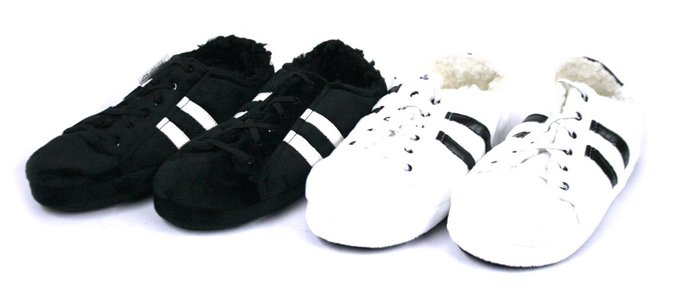 Zapatillas de estar por casa ¡desenfadadas! tipo zapatilla de deportes - comprar online precio 25€ euros