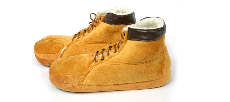 Zapatillas de estar por casa ¡divertidas! tipo bota - comprar online precio 25€ euros