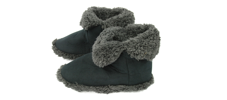 Zapatillas de estar por casa tipo bota - comprar online precio 29€ euros