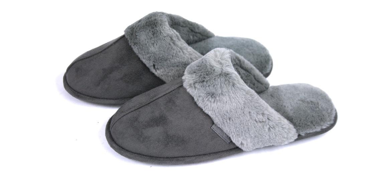 Zapatillas de estar por casa destalonadas muy ¡calentitas! - comprar online precio 28€ euros