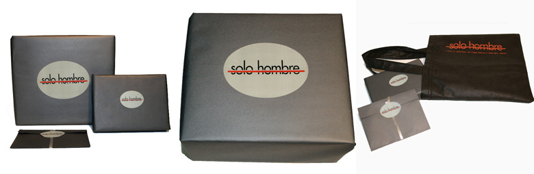Packaging Solohombre